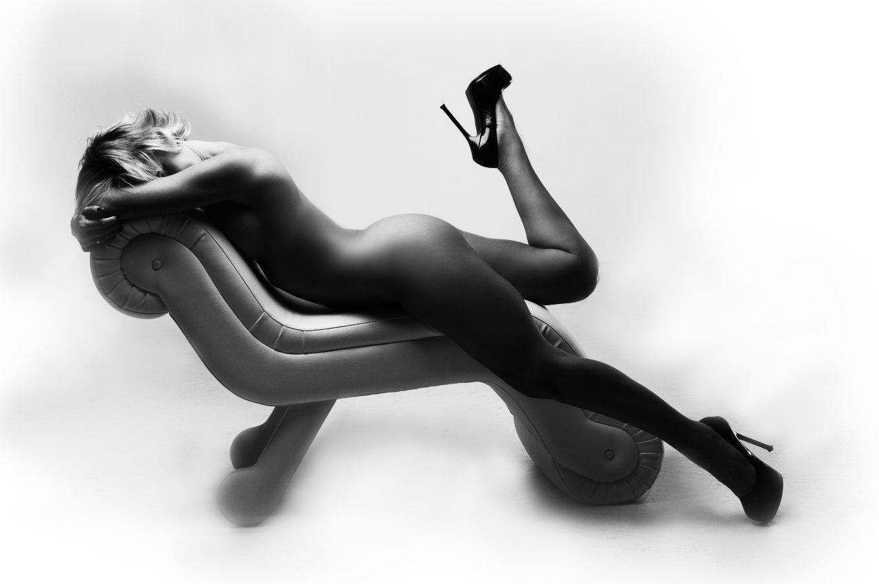 Amateur foto glamour desnudo