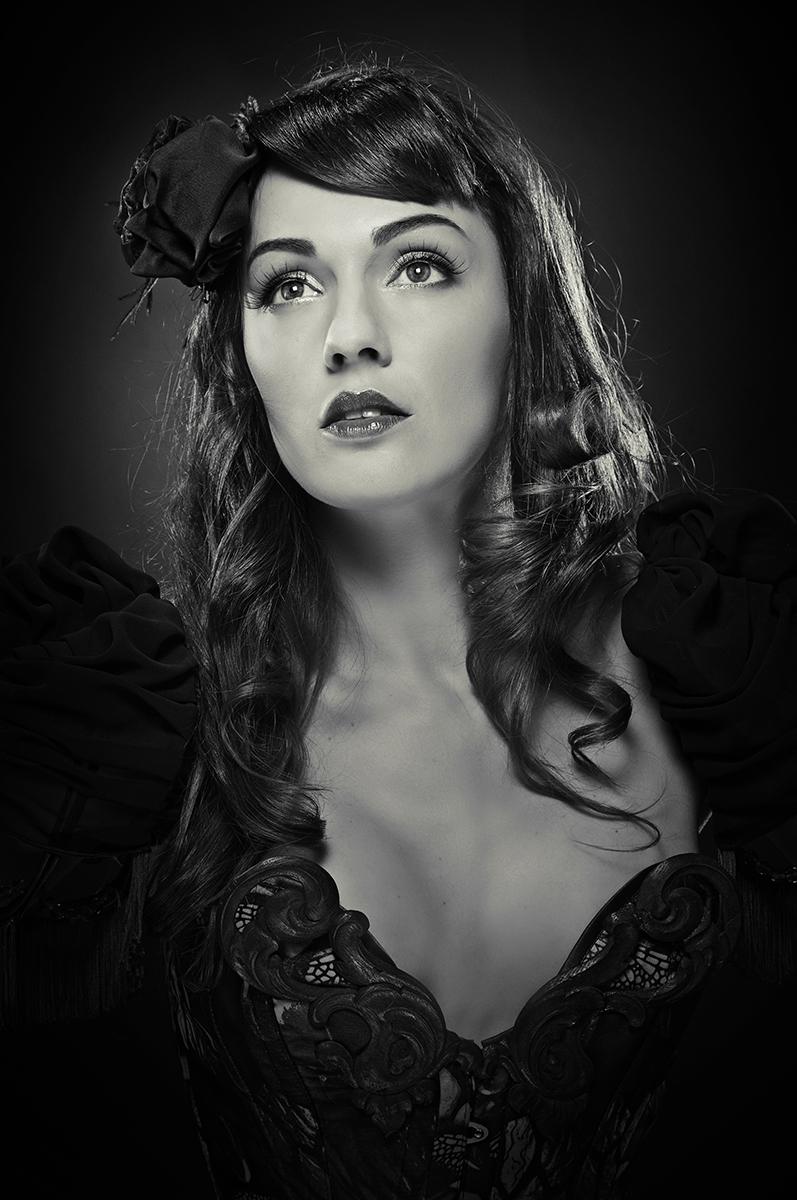 Flujo trabajo fotografía profesional retrato | adStudio