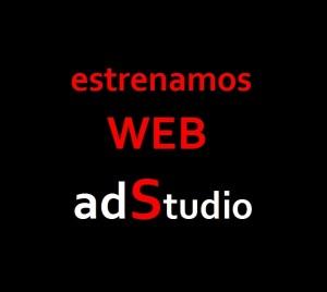 Nueva WEB adStudio