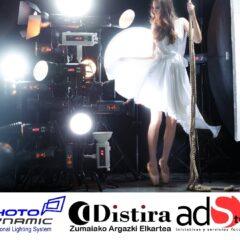 Evento PhotoDynamic en Distira de Zumaia