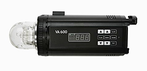Photo-Dynamic-VA-Pro-600-Studio-Flash-Head-for-Camera-0-0