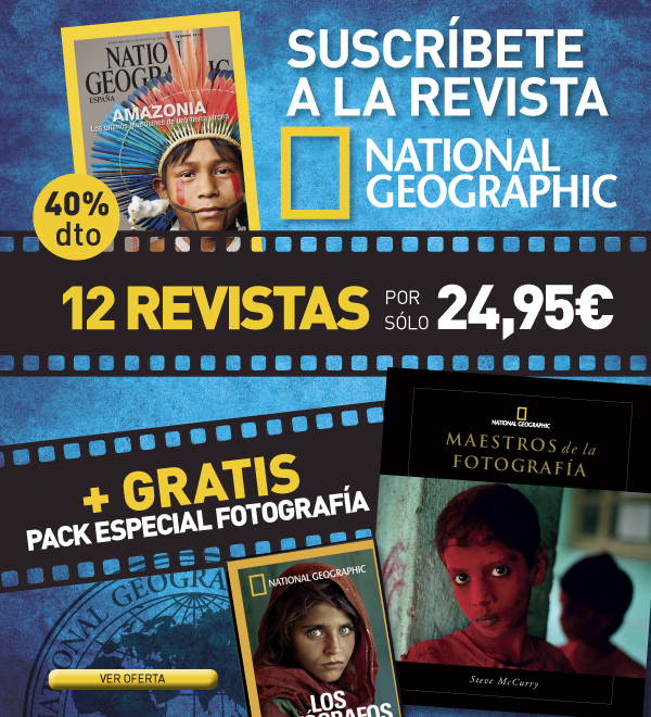 Oferta National Geographic y adStudio…