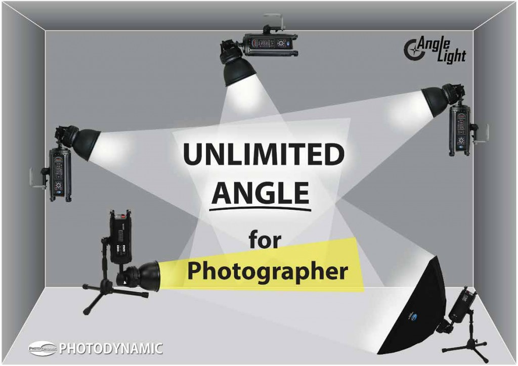 PhotoDynamic Angle Light