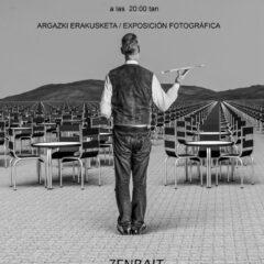 """""""Zenbait"""" de Andoni Alemán en """"Las Fotos de la Escalera"""""""