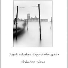 """Inauguración exposición """"Las Fotos de la Escalera"""" con Eladio Aires Pacheco…"""