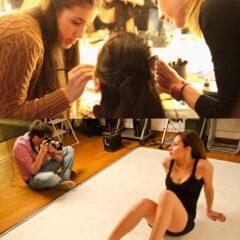 Modelo y Maquilladora & Estilista del año en adStudio