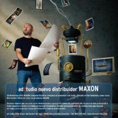 Maxon Computer & adStudio…