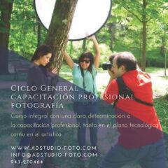 Curso General de Fotografía también los sábados….